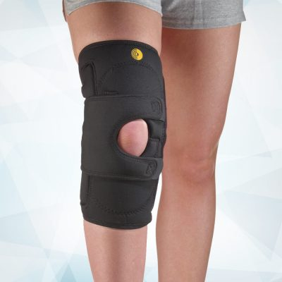 COOLTEX J-PULL PATELLA STABILIZER WITH LO PRO HINGE 13""