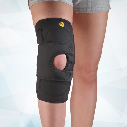 """COOLTEX J-PULL PATELLA STABILIZER WITH LO PRO HINGE 13"""""""