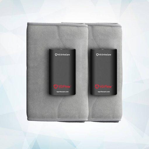 VQ-Flow Device Wrap for DVT